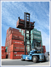 French containers depots